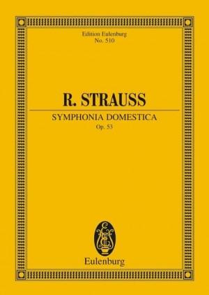 Strauss, R: Symphonia domestica op. 53