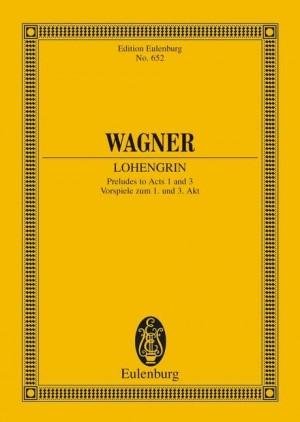 Wagner, R: Lohengrin WWV 75