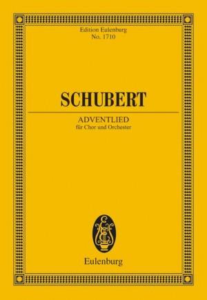 Schumann, R: Adventlied op. 71