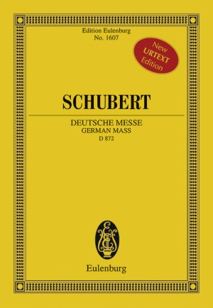 Schubert, F: German Mass D 872