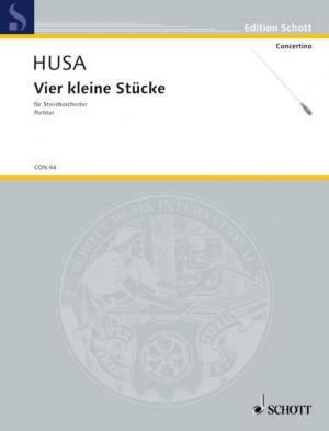 Husa, K: 4 little Pieces