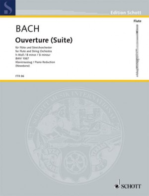 Bach, J S: Overture (Suite) No. 2 BWV 1067