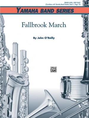 John O'Reilly: Fallbrook March