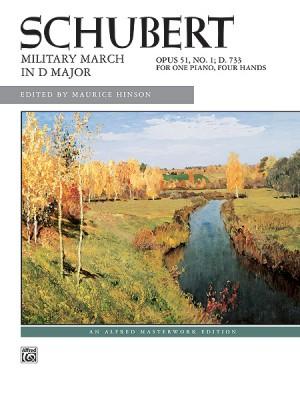 Franz Schubert: Military March, Op. 51, No. 1