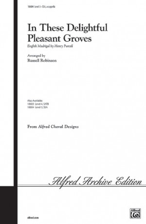 Henry Purcell: In These Delightful Pleasant Groves