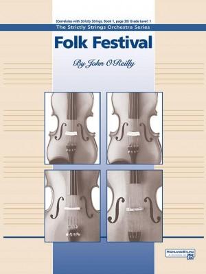John O'Reilly: Folk Festival