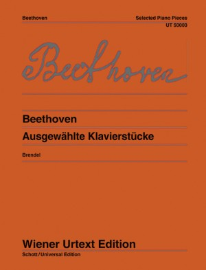 Beethoven, L v: Selected Piano Pieces