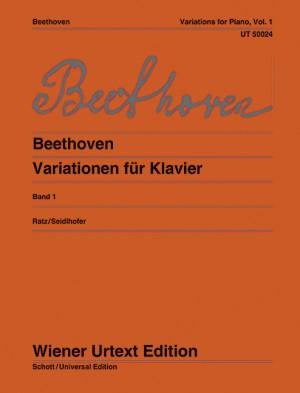 Beethoven, L v: Variations Band 1