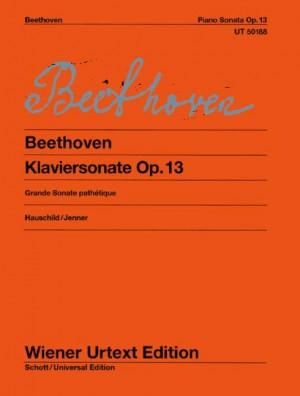 Beethoven, L v: Sonata C Minor op. 13