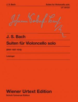 Bach, J S: Suites for Violoncello solo BWV 1007-1012