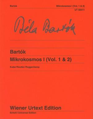 Bartok, B: Mikrokosmos Band 1 (Vol. 1 & 2)