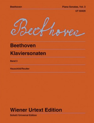 Beethoven, L v: Piano Sonatas Band 3