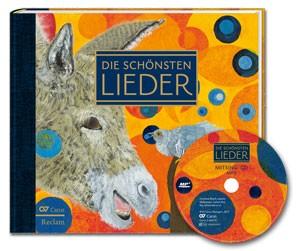 Die schönsten Lieder (Songbook with Sing-along CD)