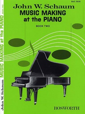 Music Making At The Piano Book 2 Level 1 | Presto Sheet Music