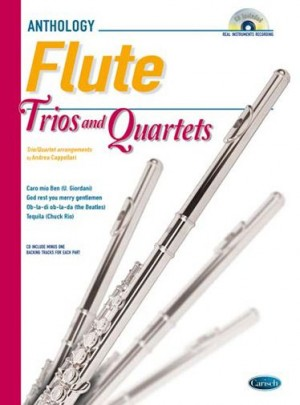 Anthology Flute Trios and Quartets