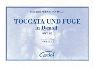 Johann Sebastian Bach: Toccata und Fugue in D-Moll, BWV 565, for Organ