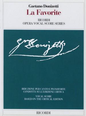Donizetti: La Favorita (Crit.Ed.)