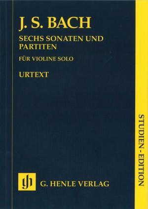 Johann Sebastian Bach: Sechs Sonaten Und Partiten BWV 1001-1006