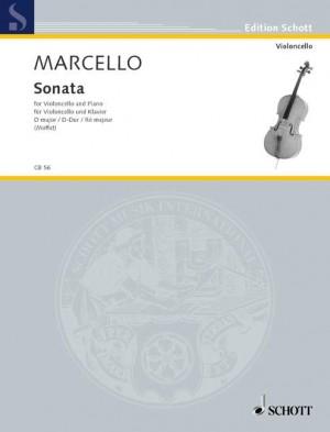 Marcello, B: Sonata D Major