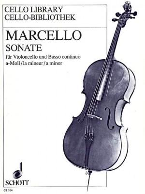 Marcello, B: Sonata No. 3 A Minor