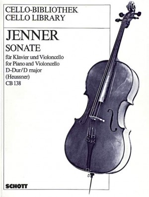 Jenner, C U G: Sonata D Major