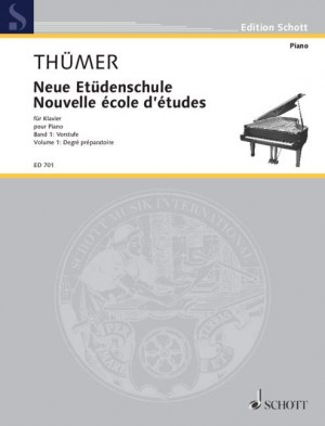 Thuemer, O: New Study school