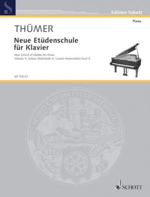 Thuemer, O: New School of Studies Band 5