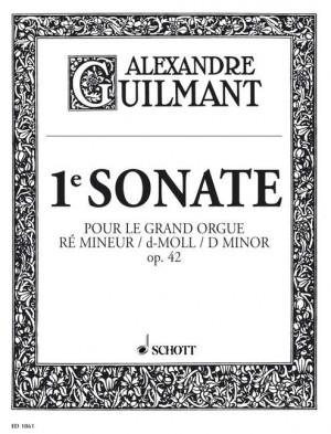 Guilmant, F A: 1st Sonata op. 42/1