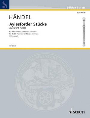 Handel, G F: Aylesford Pieces