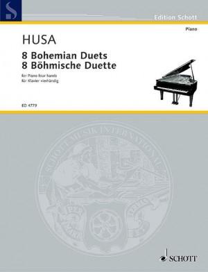 Husa, K: Eight Bohemian Duets