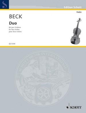 Beck, C: Duo