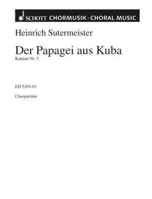 Sutermeister, H: Kantate Nr. 5