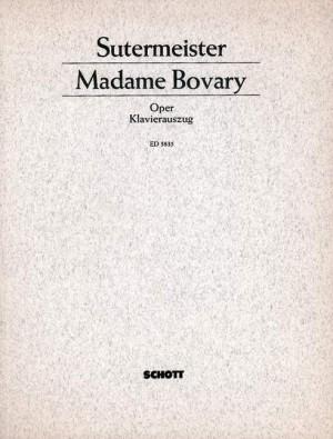 Sutermeister, H: Madame Bovary
