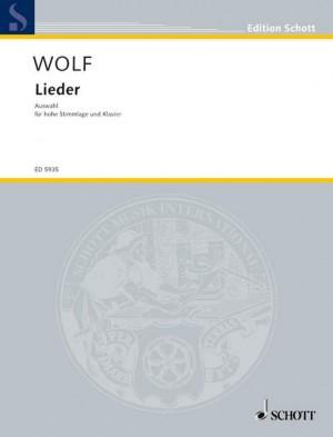 Wolf: Songs