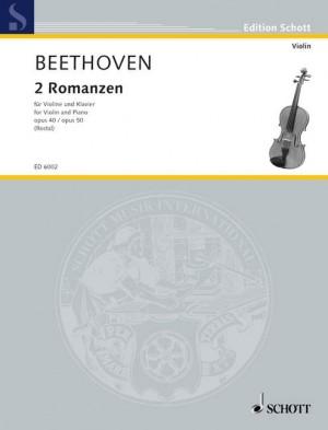 Beethoven, L v: Two Romances op. 40 / 50