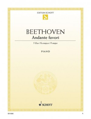 Beethoven, L v: Andante favori F major WoO 57