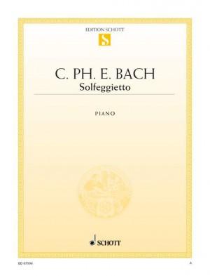 Bach, C P E: Solfeggietto C minor Wq 117/2