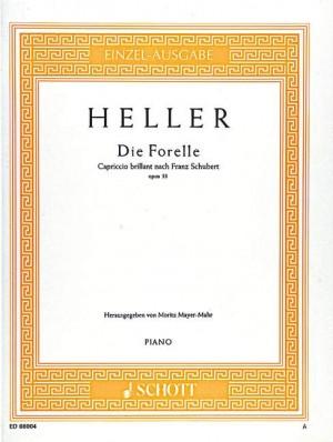 Heller, S: Die Forelle op. 33