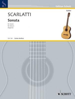 Scarlatti, D: Sonata a minor