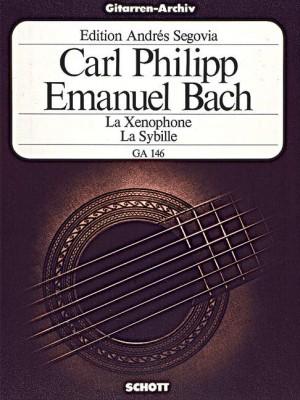Bach, C P E: La Xénophone - La Sibylle Wq 117/29