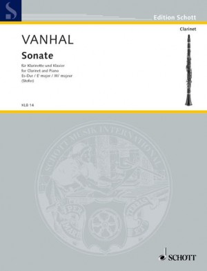 Vanhal, J K: Sonata Eb major