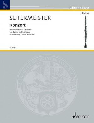 Sutermeister, H: Clarinet Concerto