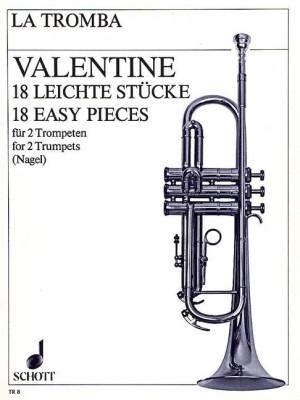 Valentine, R: 18 easy Pieces