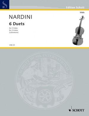 Nardini, P: Six Duets