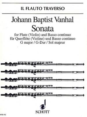 Vanhal, J K: Sonata G major op. 10/1