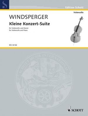 Windsperger, L: Kleine Konzert-Suite