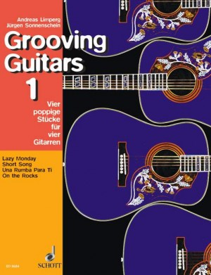 Grooving Guitars Band 1