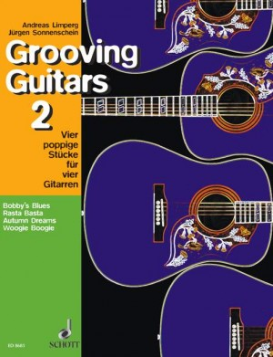 Grooving Guitars Band 2
