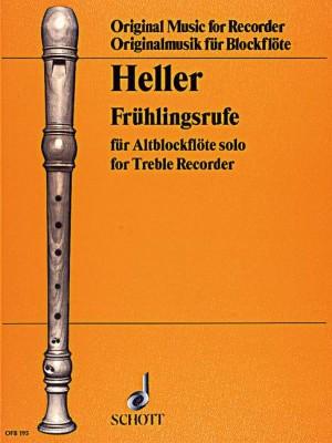 Heller, B: Frühlingsrufe