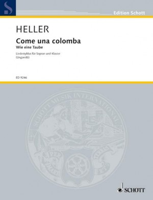 Heller, B: Come una colomba